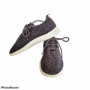 allbirds Mens Wool Runners Sneakers Gray 10